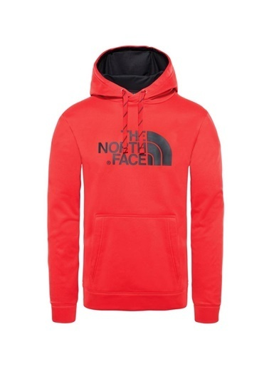The North Face Sweatshirt Kırmızı